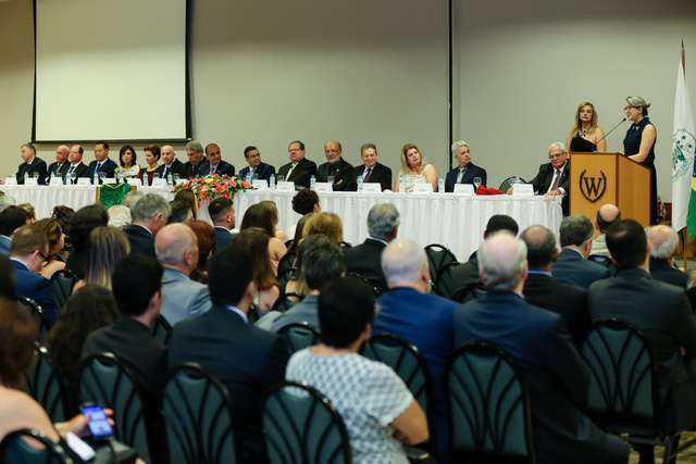 SAEB prestigia posse da nova diretoria da SBA