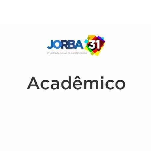 JORBA31 Acadêmico
