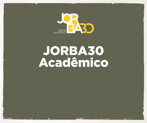 Jorba30 – Acadêmico de Medicina
