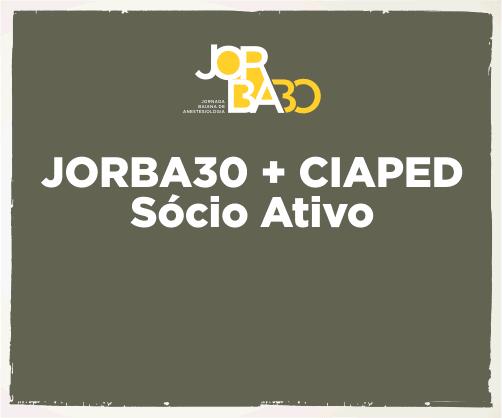 Pacote: Jorba30 + CIAPED – Sócio Ativo