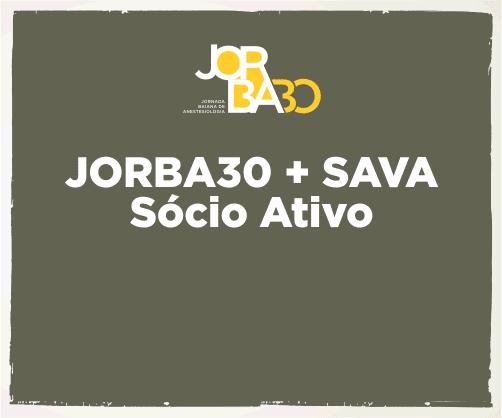 Pacote: Jorba30 + SAVA – Sócio Ativo