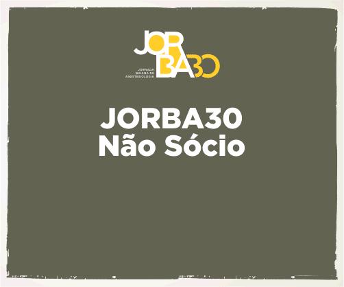 Jorba30 – Não Sócio
