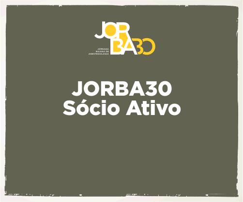 Jorba30 – Sócio Ativo