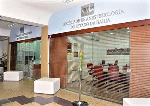 Sede da SAEB - Sociedade de anestesiologia do estado da bahia