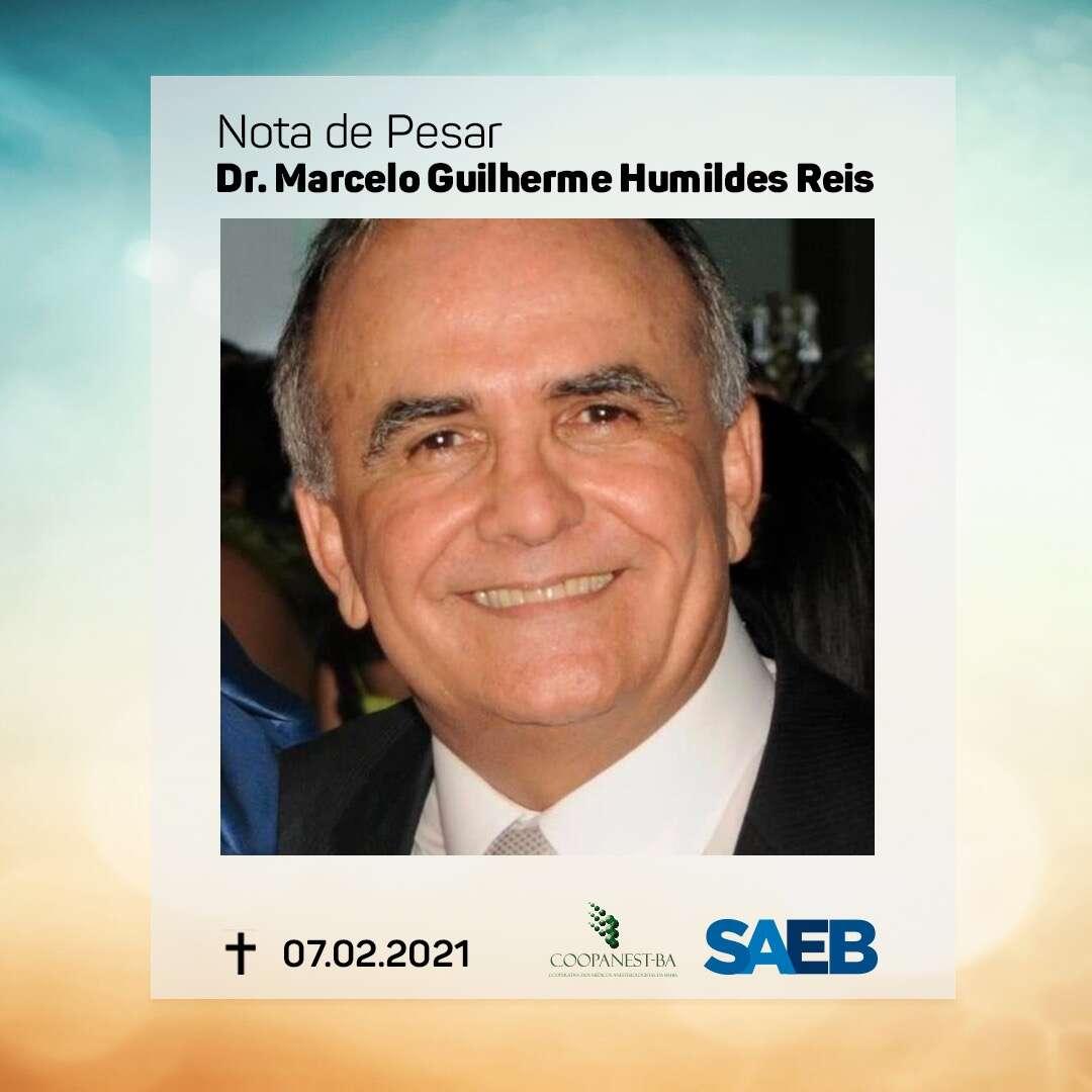 Nota de Pesar – Dr. Marcelo Reis