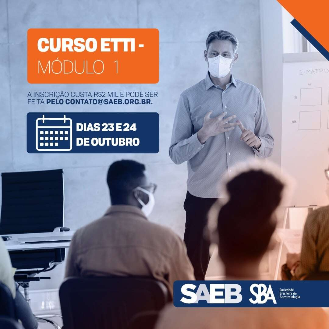 Curso Ecocardiografia Transtorácica e Transesofágica no Intraoperatório – ETTI